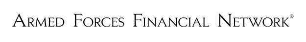 Armed Forces Financial Network Name Black