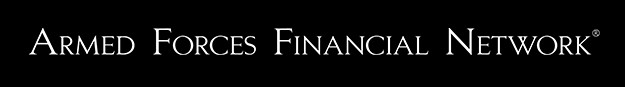 Armed Forces Financial Network Name White